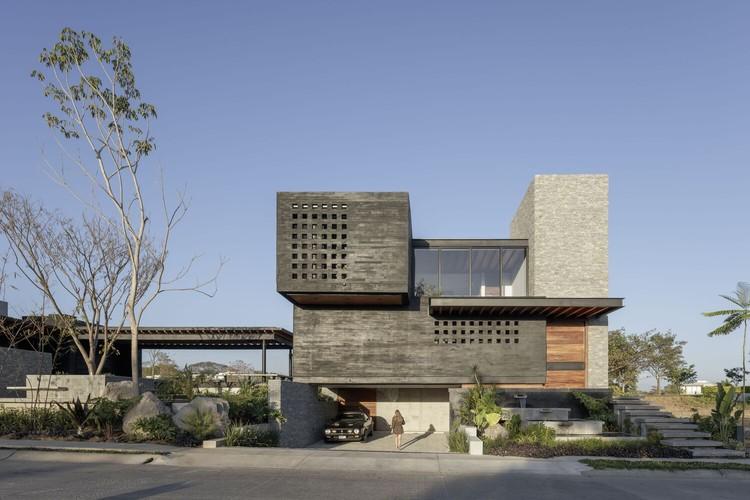 Neró House / Di Frenna Arquitectos.  Изображение © Лорена Даркеа