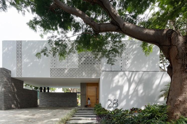 Дом Ла Бланка / Di Frenna Arquitectos.  Изображение © Лорена Даркеа