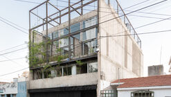 Edifício tríptico / Mariela Marchisio + Cristián Nanzer + Germán Margherit