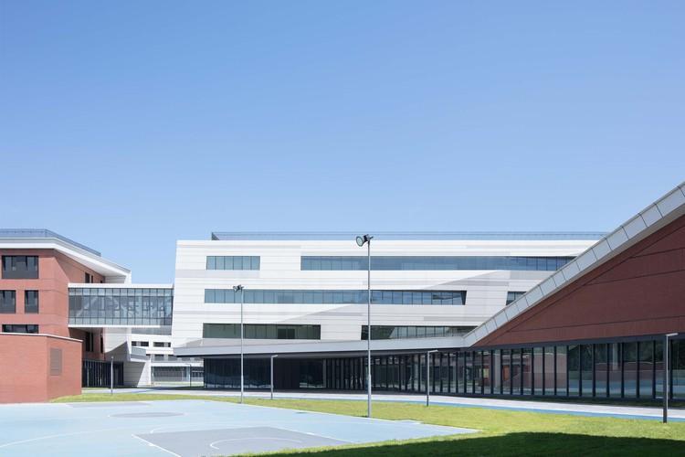 многофункциональное здание.  Изображение © Чжи Ся
