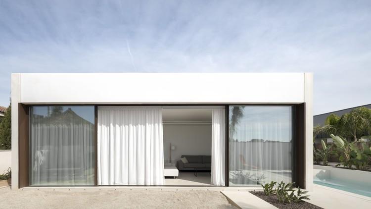 Casa Modular La Eliana / TRAZIA.ARQUITECTURA, © Milena Villalba