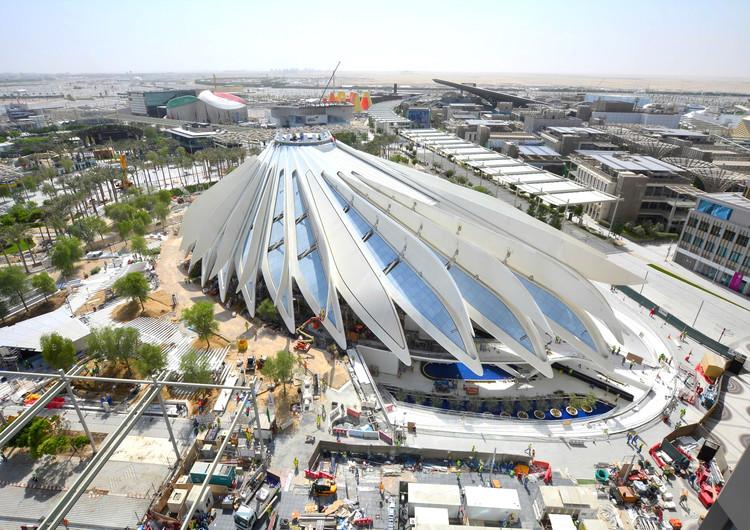 Santiago Calatrava diseña el pabellón de los EAU para la Expo 2020 Dubai, Cortesía de MOPA