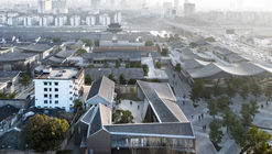 """""""SHIZIKOU"""" Relics Environmental Conservation and Extension / Lacime Architects"""