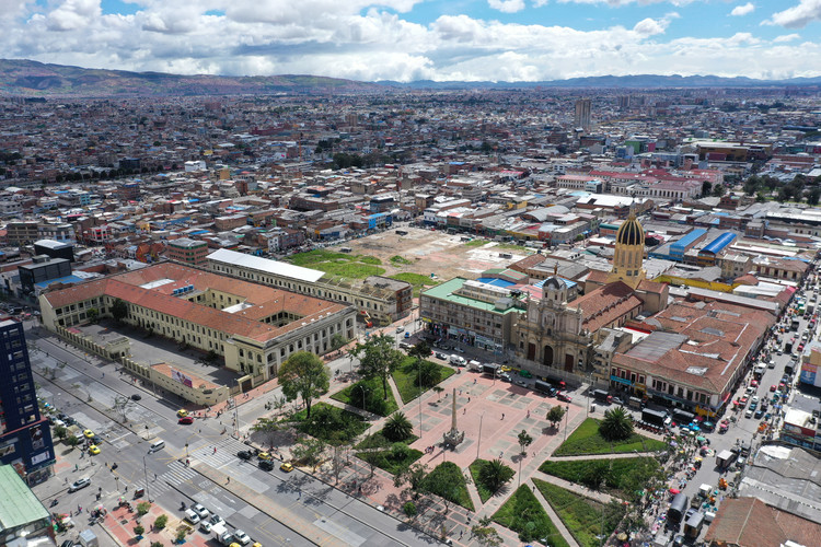 Bronx Distrito Creativo: hacia el fortalecimiento de las industrias creativas en Bogotá, vía Empresa de Renovación y Desarrollo Urbano de Bogotá (ERU)