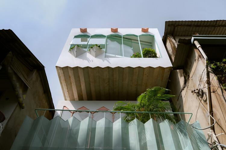 Residencia Nhà LỒNG HẺM / AD+studio, © Dung Huynh