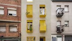Residencial Siete Vidas / Anna & Eugeni Bach