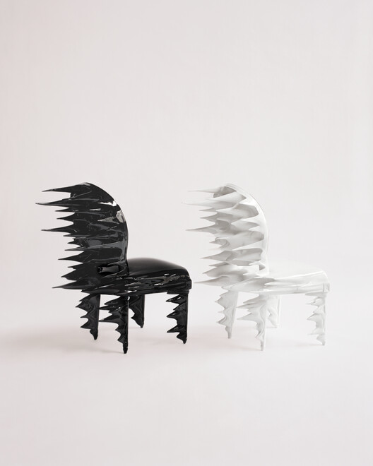 Meteor Chair. Image © Ken Ngan, courtesy of Dior