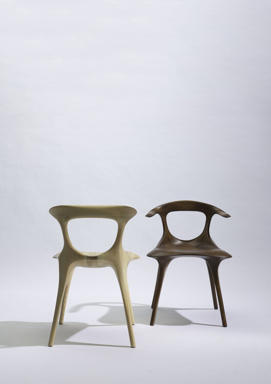 Gu Chair . Image Courtesy of MAD Architects