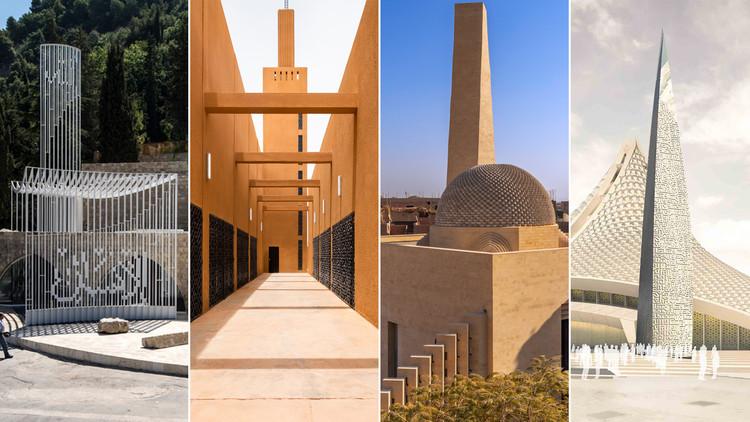 A importância arquitetônica, cultural e religiosa dos minaretes , Courtesy of ArchDaily