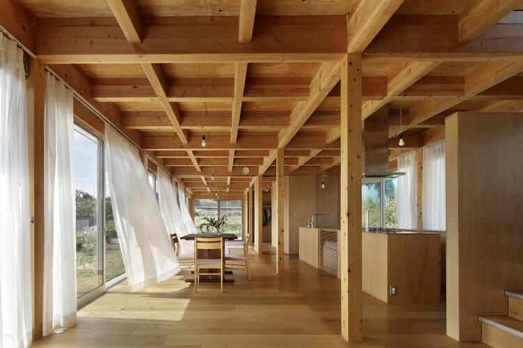 Casa O / SAKUMAESHIMA, © Satoshi Shigeta