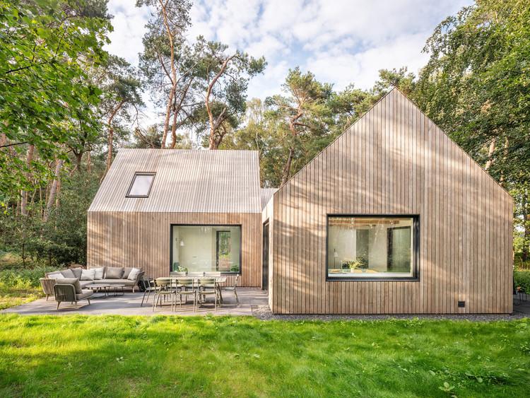 Villa Tonden / HofmanDujardin. Image © Matthijs van Roon