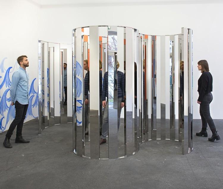 """Artista danés Jeppe Hein presenta exhibición """"You Are Everything"""" en Galería RGR, Ciudad de México, Cortesía de Galería RGR"""