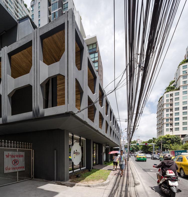 Yim Huai Khwang Hostel / Supermachine Studio. Image © Wison Tungthunya