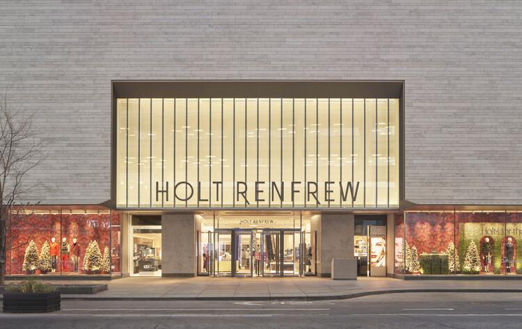 Holt Renfrew Flagship, Bloor Street / Gensler, © doublespace