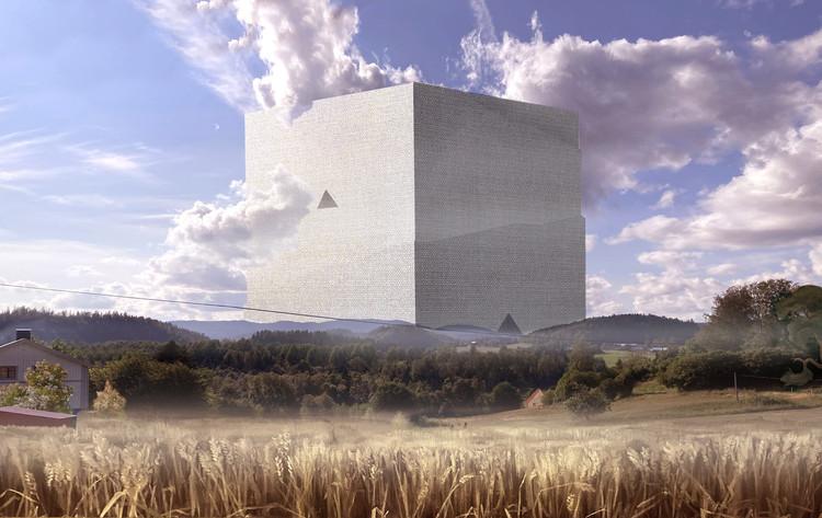 Предоставлено архитекторами Андерса Беренссона.