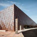 Kirkkonummi Library (Fyyri) - Finland ©Tuomas Uusheimo. Image Courtesy of EU Mies Award