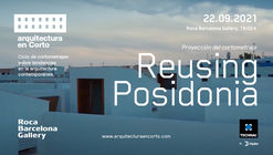 Proyección del cortometraje Reusing Posidonia