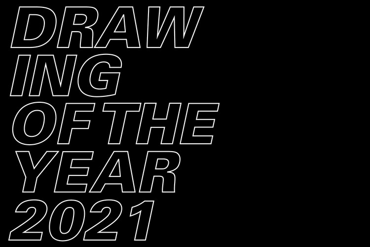 Drawing of the year (Call for entries), DOTY 2021