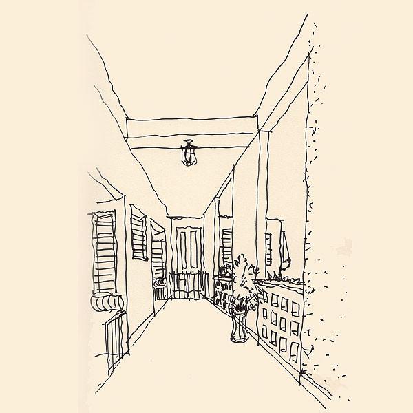 Дом 22. Изображение предоставлено Atelier GOM