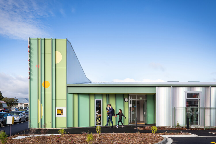 Footstep Pre-school / Parsonson Architects, © Paul McCredie