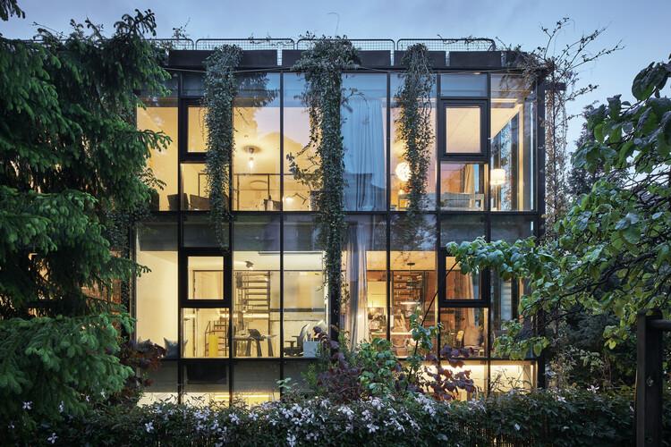 ENET House / Gole GmbH, © Damian Poffet