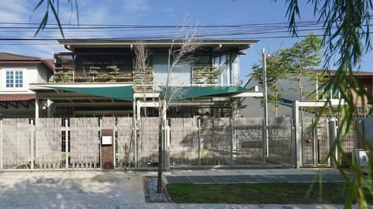 Casa Permeability Housed / Tangu Architecture