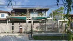 Permeability Housed / Tangu Architecture