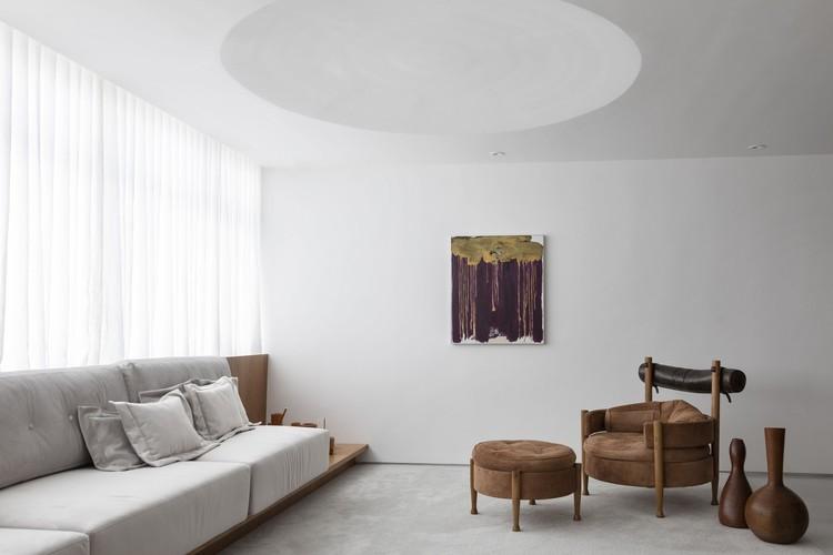 Apartamento Itaim II / AR Arquitetos, © Ruy Teixeira