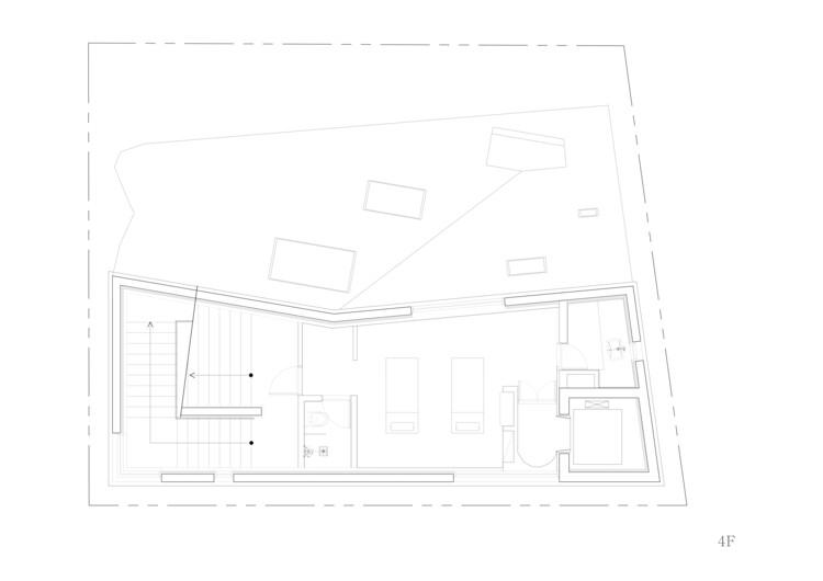 План - 4 этаж