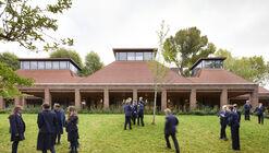 Ibstock Place School Refectory / Maccreanor Lavington Architects