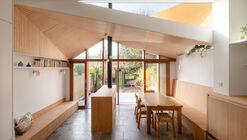 Ampliação de Residência SE24 / Turner Architects