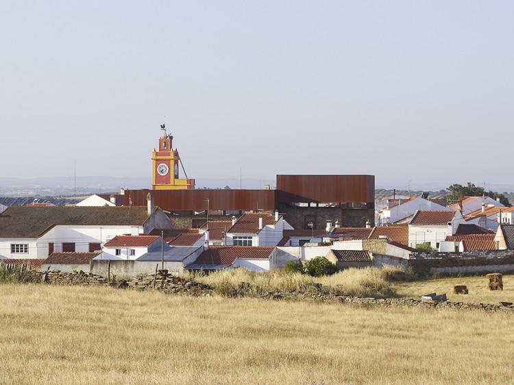 Torre do Relógio da Amareleja / ateliermob, © Estúdio Peso