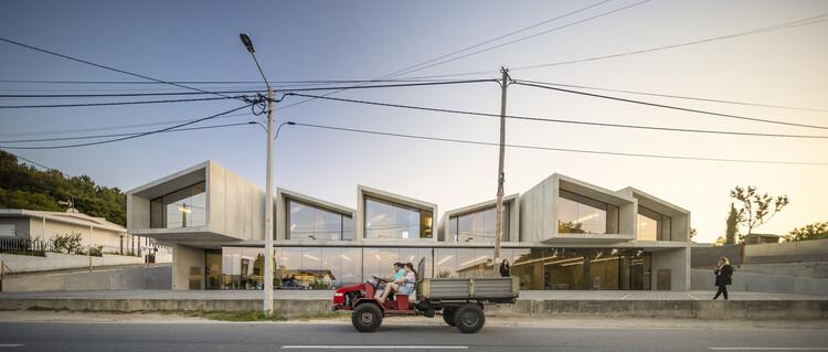 Предварительная подготовка 1000 м² / РЕЗЮМЕ.  Изображение © Фернандо Герра |  FG + SG