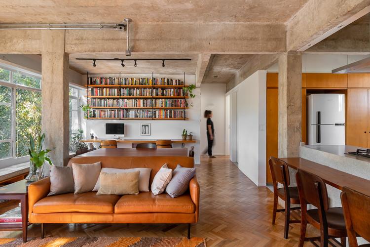Apartamento Rosa / CoDA arquitetos, © Júlia Tótoli