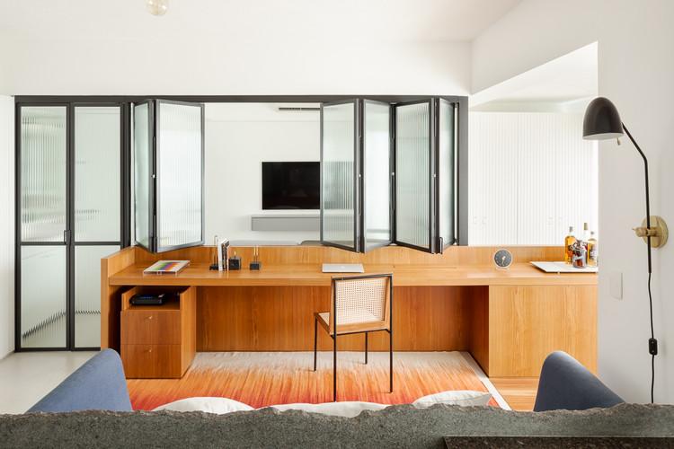 Apartamento Consolação / Play Arquitetura e Design, © Ricardo Bassetti