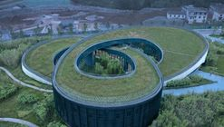 Giant Panda National Park Ya'an Science Education Center / China Southwest Architecture Design and Research Institute