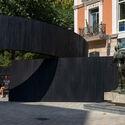 Concéntrico Pavilion by sauermartins  and Mauricio Méndez. Image © Javier Anton
