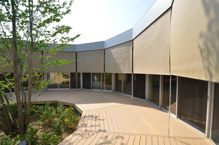 Courtesy of Osamu Morishita Architect & Associates