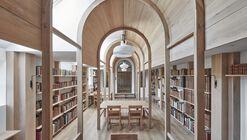 Biblioteca Stanbridge Mill / Crawshaw Architects