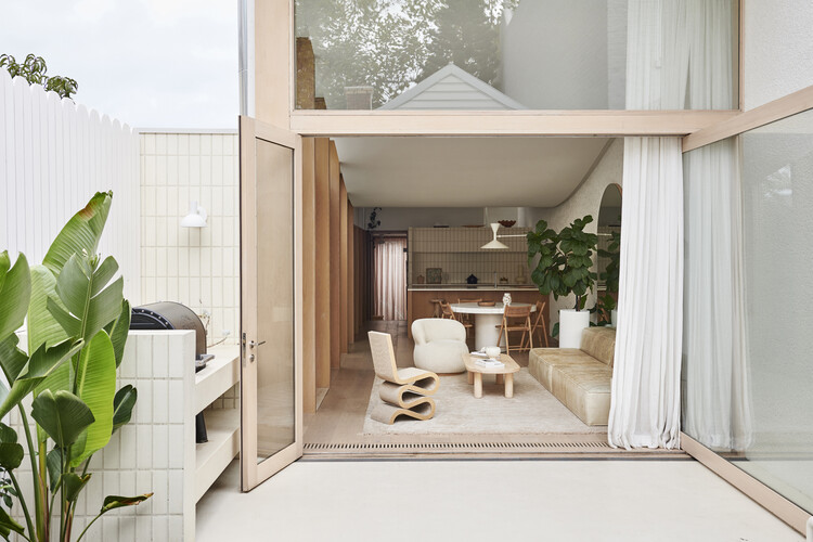 Canning Street House / Foomann Architects, © Eve Wilson