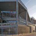 Nantes School of Architecture. Image © Philippe Ruault