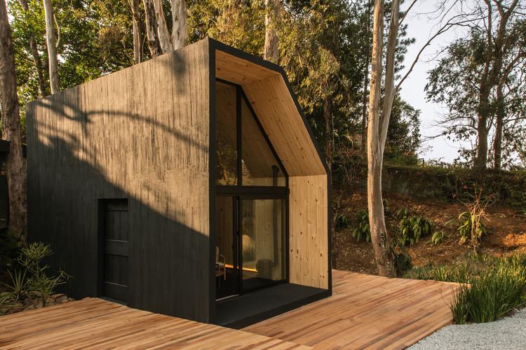 Cabana / Liga Arquitetura e Urbanismo, © Luiza Ananias