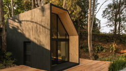 Cabaña / Liga Arquitetura e Urbanismo