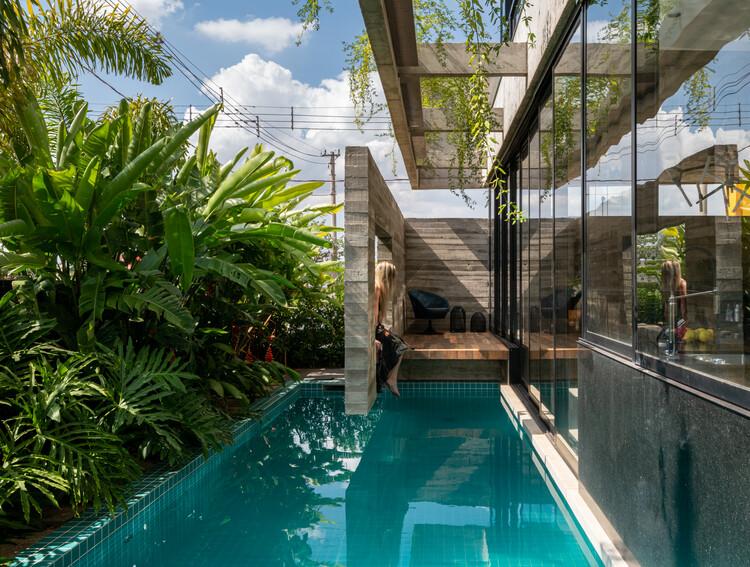 Casa Garten / Caio Persighini Arquitetura, © Favaro Jr.