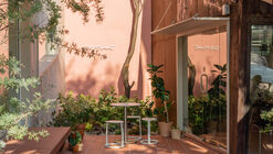 Steel Moment Coffee Shop and Bakery / Assemble Project