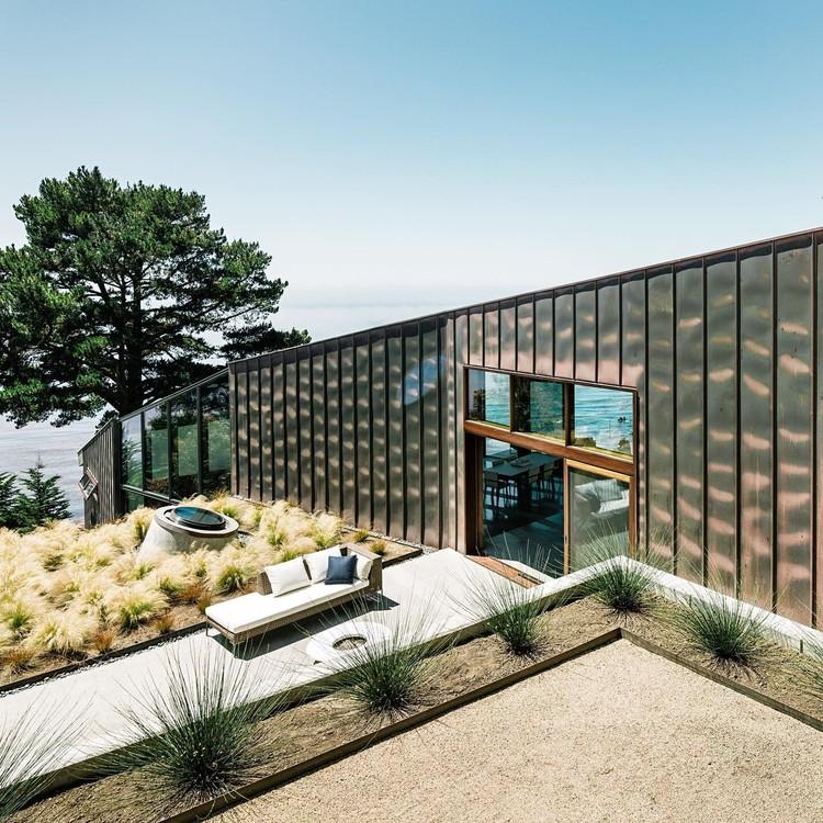 La imposibilidad de la equidad en la arquitectura, Buck Creek House en Big Sur por Anne Fougeron. Imagen cortesía de Anne Fougeron