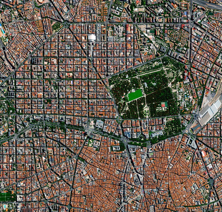 Power, Inequity, and Maps: An Urban Analysis, Courtesy of Daily Overview