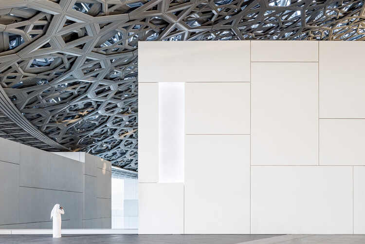 Louvre Abu Dhabi / Atelier Jean Nouvel.  Photo © Andrea Ceriani