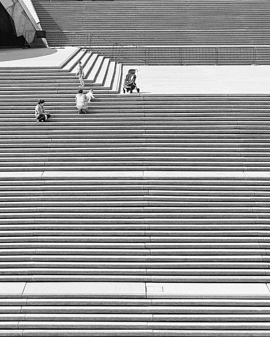 Sydney Opera House / Jørn Utzon.  Photo © Sara Vita