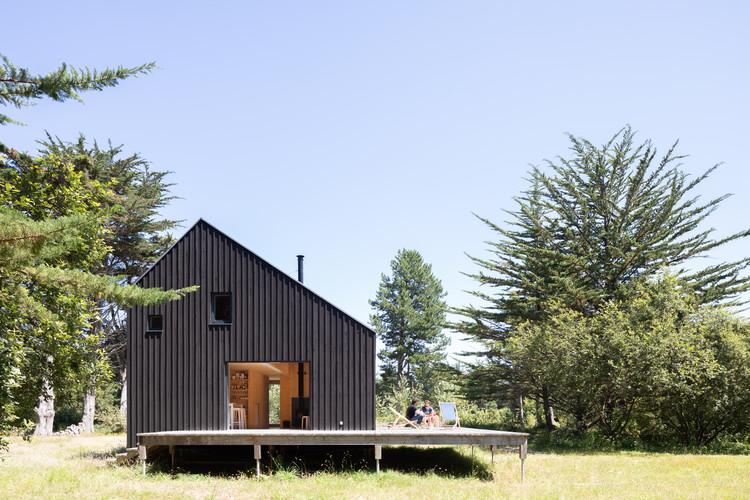 Refugio KE01 / Gayet Roger Architects, © Pascal Leopold